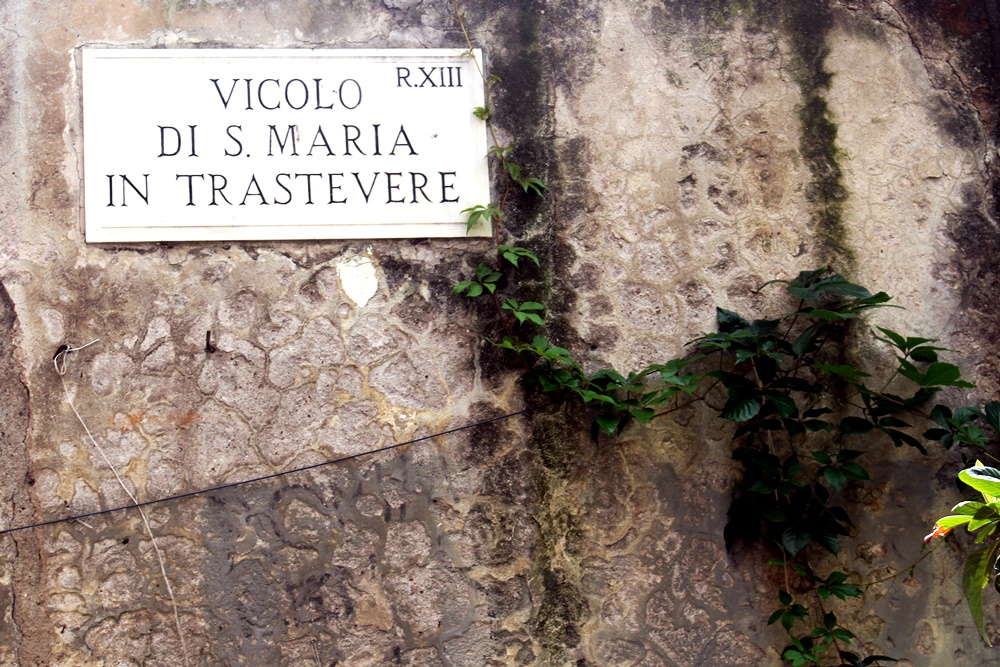 Trip nach Trastevere Rom